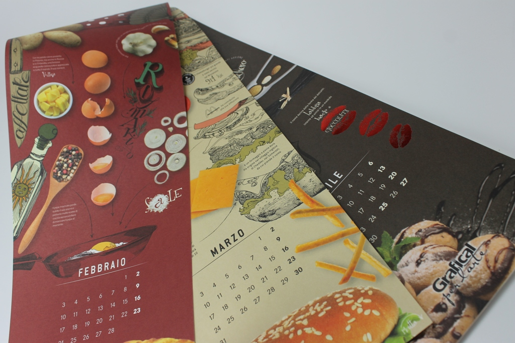 Calendario Grafical 2014